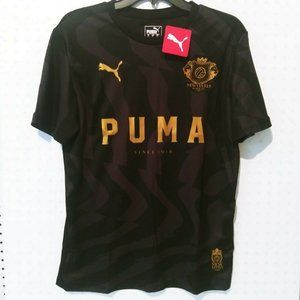 NEW Puma Psychedelic Soccer Jersey Levels Mens 'S